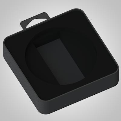 Crystal Box Black