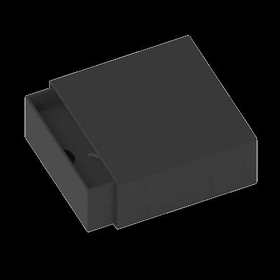 black gift box mini